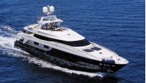 M/Y BILLA (Ex BLUE EYES)